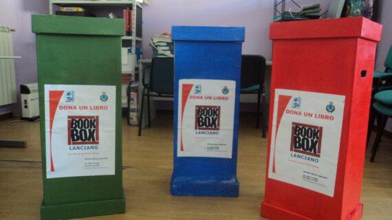Lanciano: Conferenza Stampa BookBox
