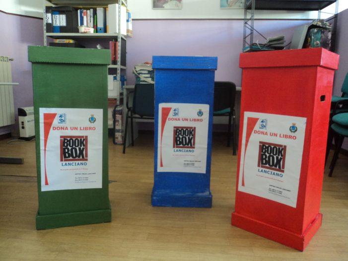 """Lanciano: BookBox Nella """"Casa Circondariale"""""""