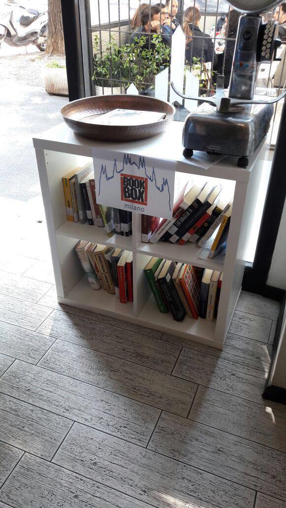 Dove potete trovare le Bookbox a Milano