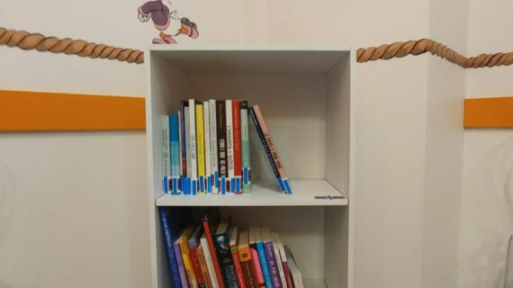 Falegnameria Sociale per BookBox