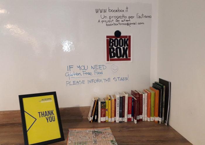A Torino sempre più Book Box!