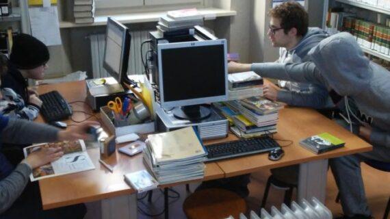 Casale … stiamo lavorando per far decollare le 'adozioni' del BOOKBOX !
