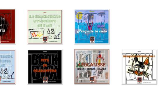 Le nuove storie da 5 minuti per il BOOKBOX