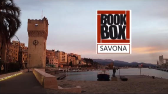 Book Box Savona: i primi passi nella città della Torretta